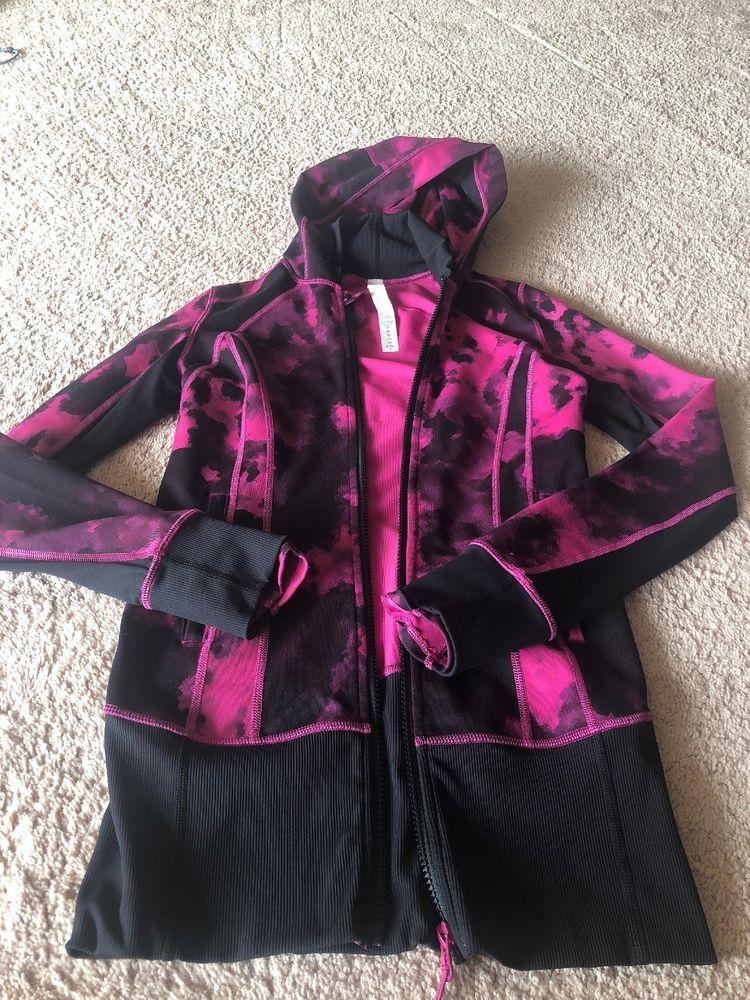 lululemon jacket size 2 fashion clothing shoes