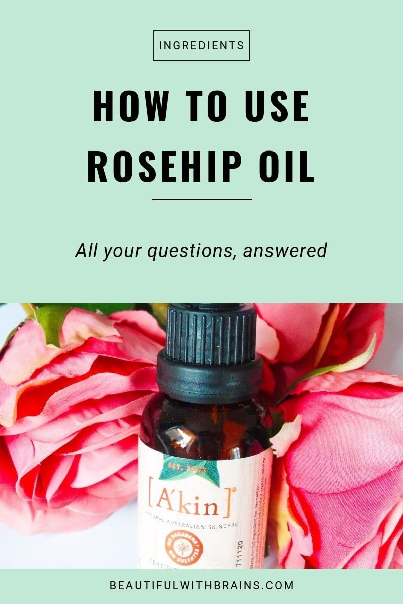 How To Use Rosehip Oil All Your Questions Answered Rosehip Oil Dry Skin Care Routine Anti Aging Skincare Routine