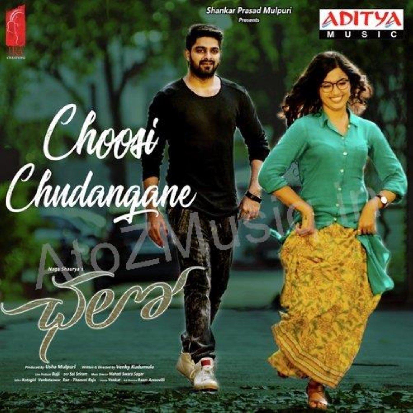 Chalo (2017) Telugu Mp3 Songs Free Download | AtoZMusiq in
