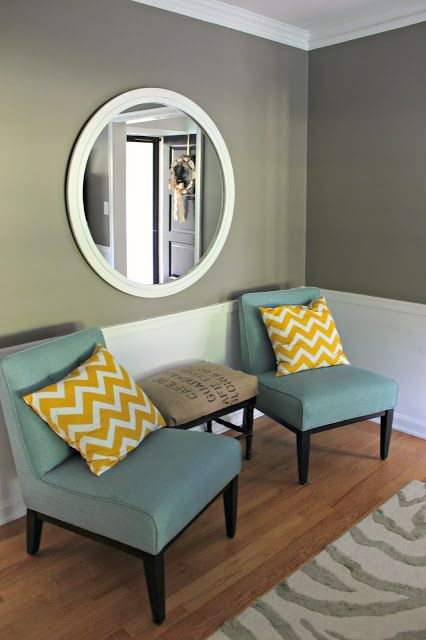 Southern State Of Mind Dining Room Turned Home Office Details