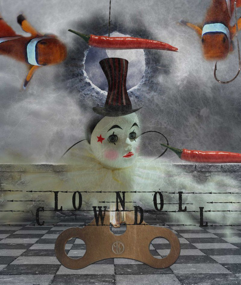 Clowndoll by wdnest.deviantart.com on @deviantART