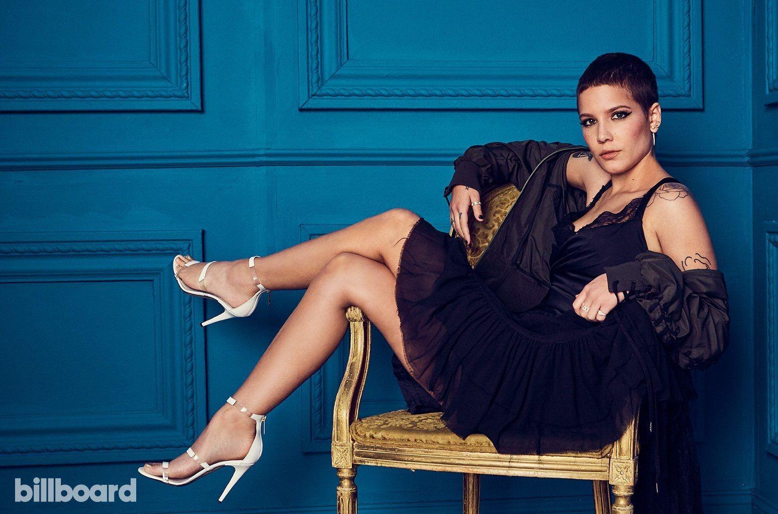 High Quality Halsey Hqhaisey: Billboard Magazine Photoshoot