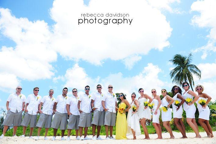Rebecca Davidson » Caribbean Wedding Photographer in the Cayman Islands