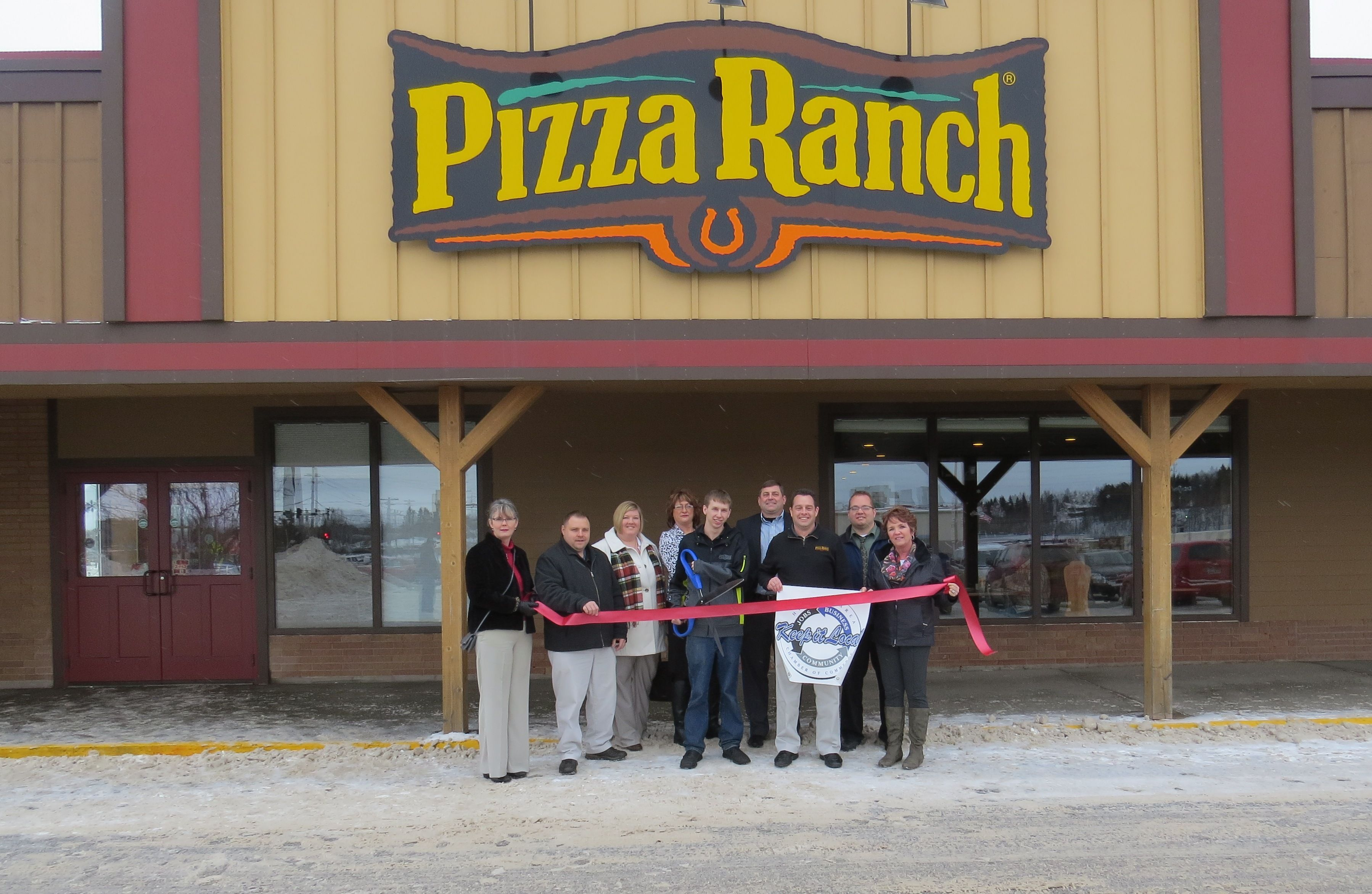 Americas Best Value Inn Hibbing Congratulations To Pizza Ranch Of Hibbing Which Is Under New