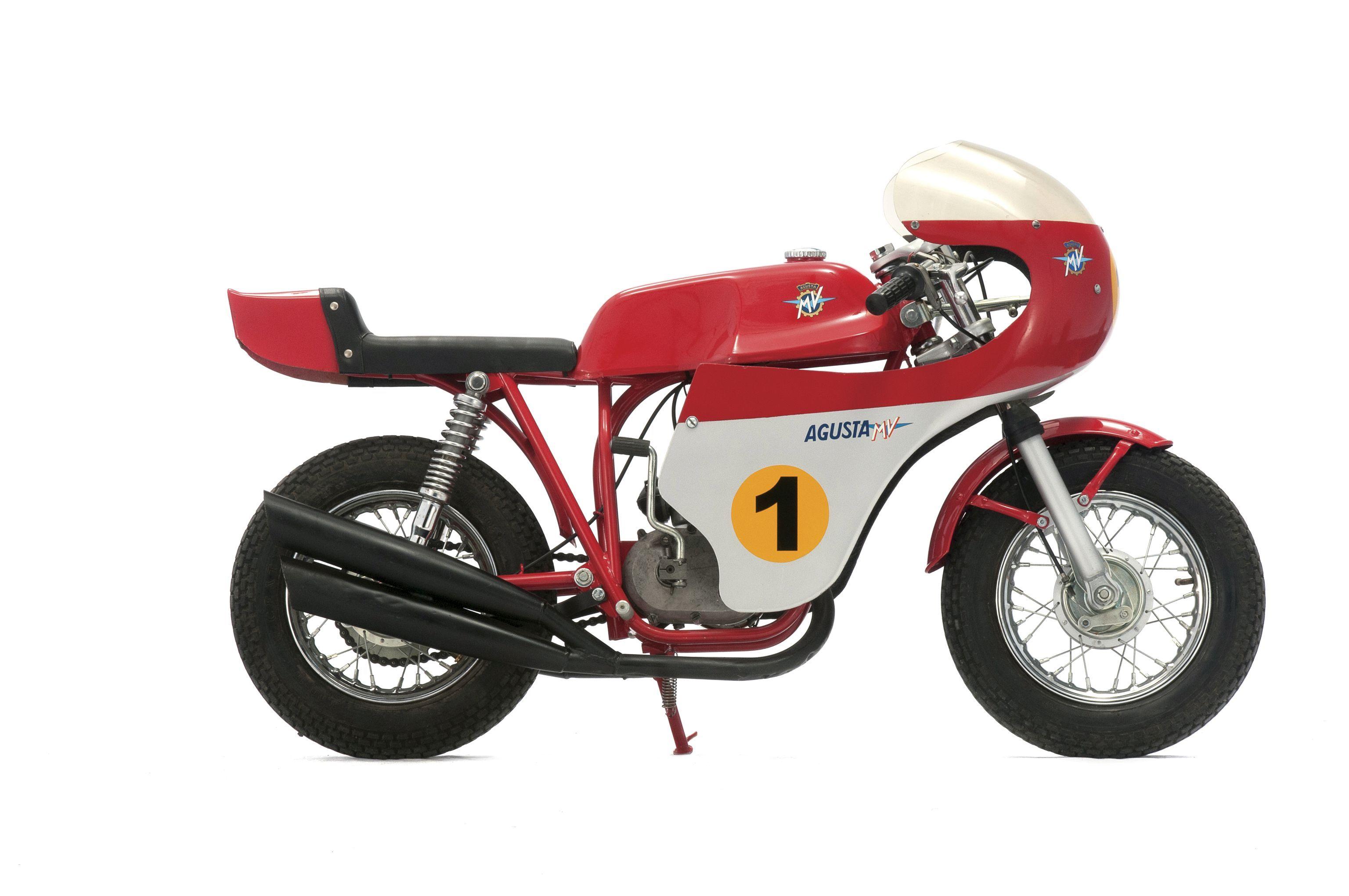 1973 Mv Agusta Phil Read Inspired Minibike Classic Motorcycles Mini Bike Motorcycle