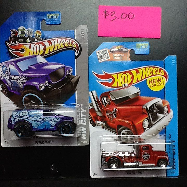 Hot Wheels cars For Sale $3.00 truck lot Price does not include ...