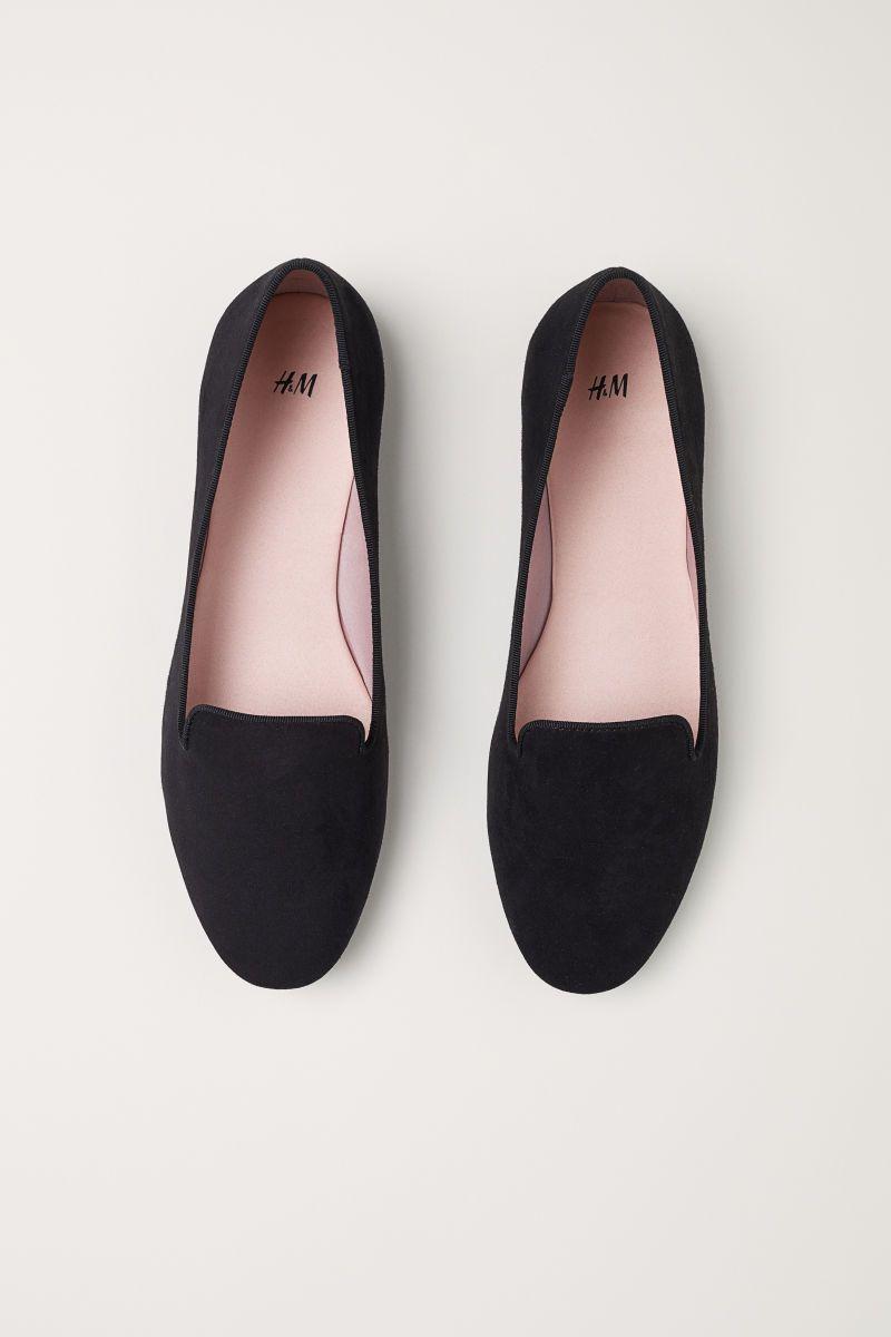 Loafers | Black | WOMEN | H\u0026M US