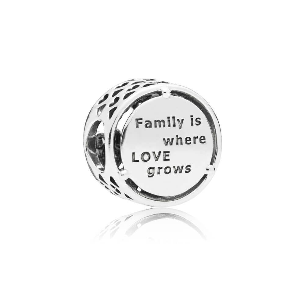 Family Roots Charm Pandora Jewellery Online Store Pandora Family Pandora Family Charm Charmed