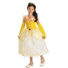 Disney Princess Jewels Belle Halloween Costume