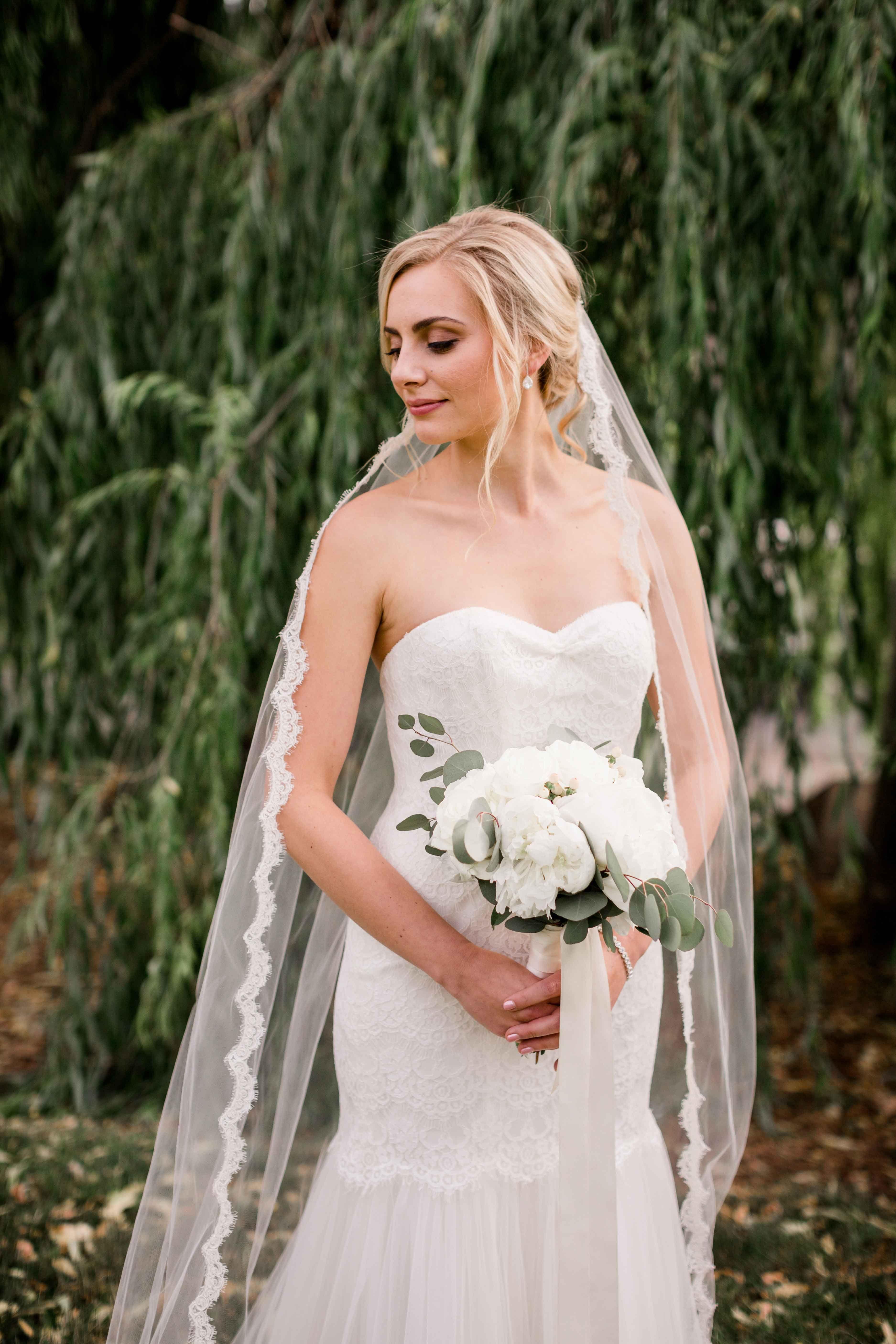 Simple + Rustic Park Wedding with DIY Details in Portland, Oregon ...