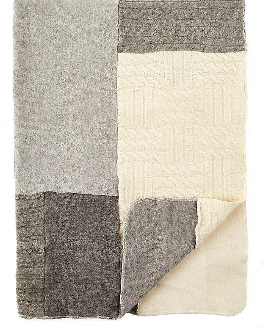 Agua Patchwork Cashmere Baby Blanket Designer Baby Blankets Cashmere Baby Blanket Blanket