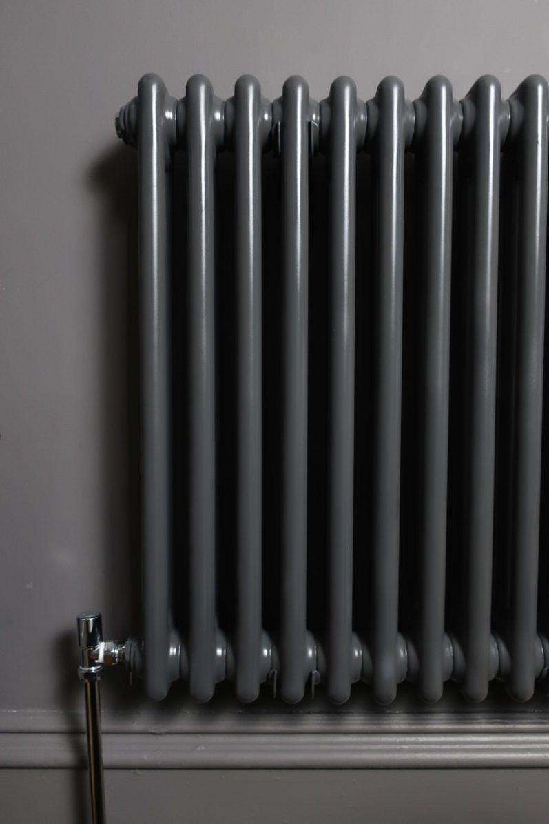 How to spray paint your radiators