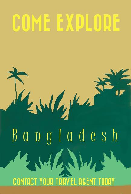 Image Result For Vintage Travel Poster Bangladesh Vintage Travel Posters Traveling By Yourself Travel Agent