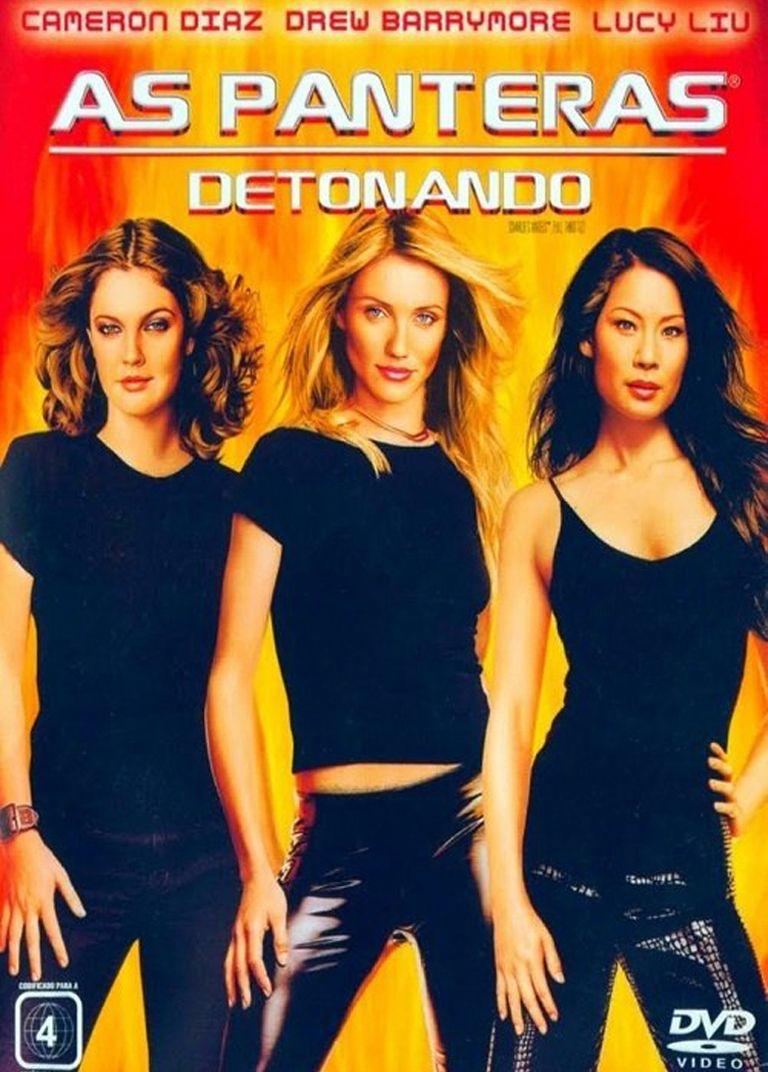 2003 As Panteras Detonando As Panteras Detonando Pantera Filme Da Vida