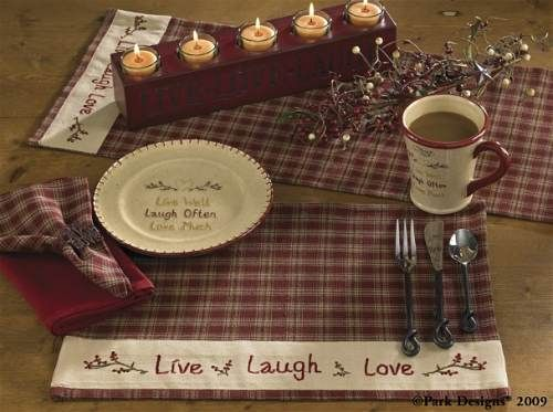 Beautiful Sturbridge Live Laugh Love Kitchen