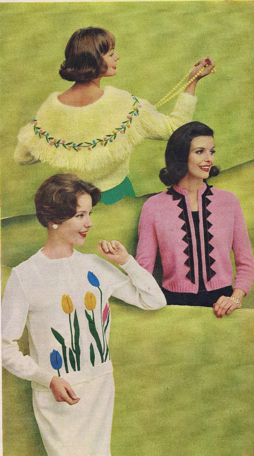 Knitted and Crochet Patterns | Accessories | Babies | Children | Men ...