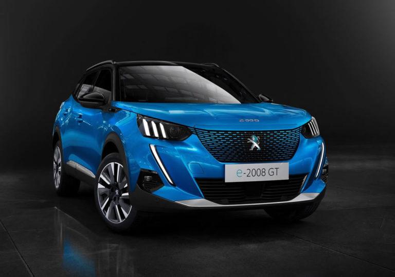 Elektrikli SUV 2020 Peugeot e2008 Teknik Özellikleri