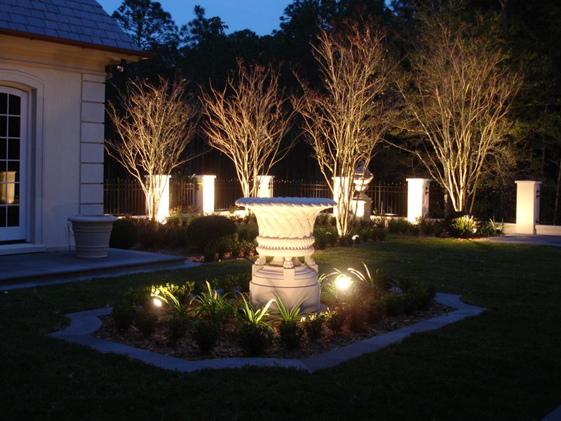 Best 9 Patio Lighting Ideas To Light Up Your Backyard Landscape