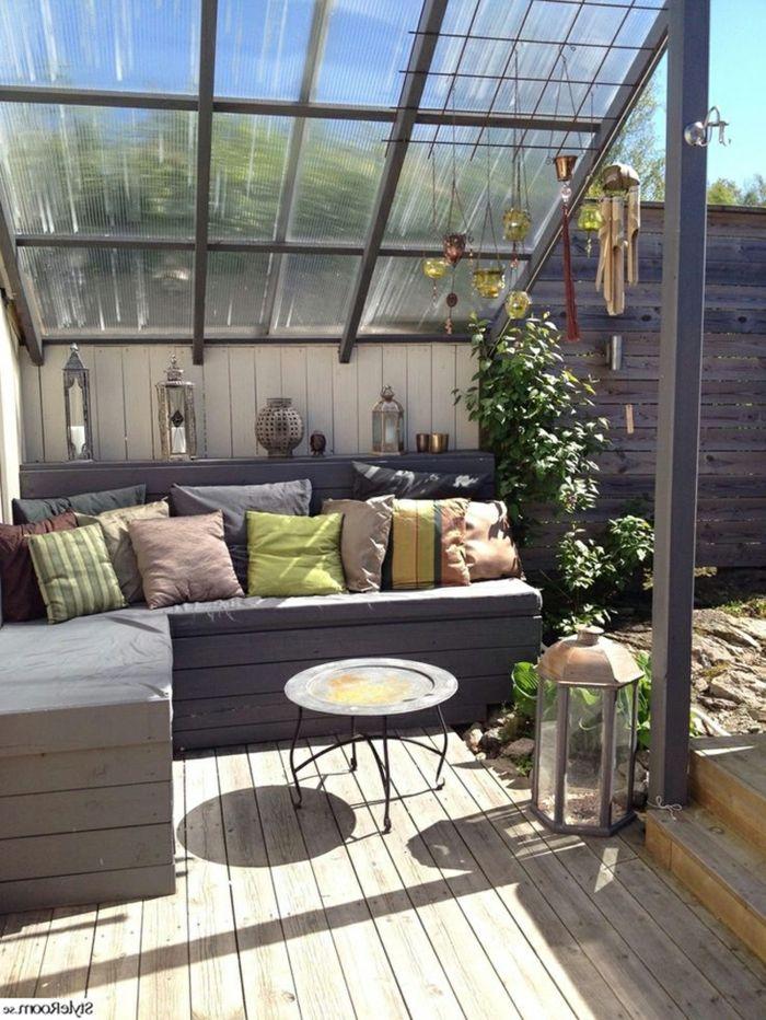 1001 + Ideen für eine moderne Terrasse und zehn letzte ...