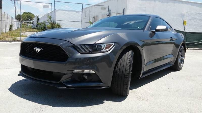 2016 Ford Mustang V6 2dr Fastback For Sale By Auto Benz Usa 818 Ne 1st Ave Ste A Fort Lauderdale Ford Mustang V6 2016 Ford Mustang V6 Ford Mustang 2016