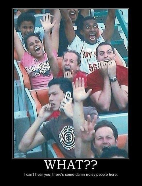 Funny Rollercoaster Ride