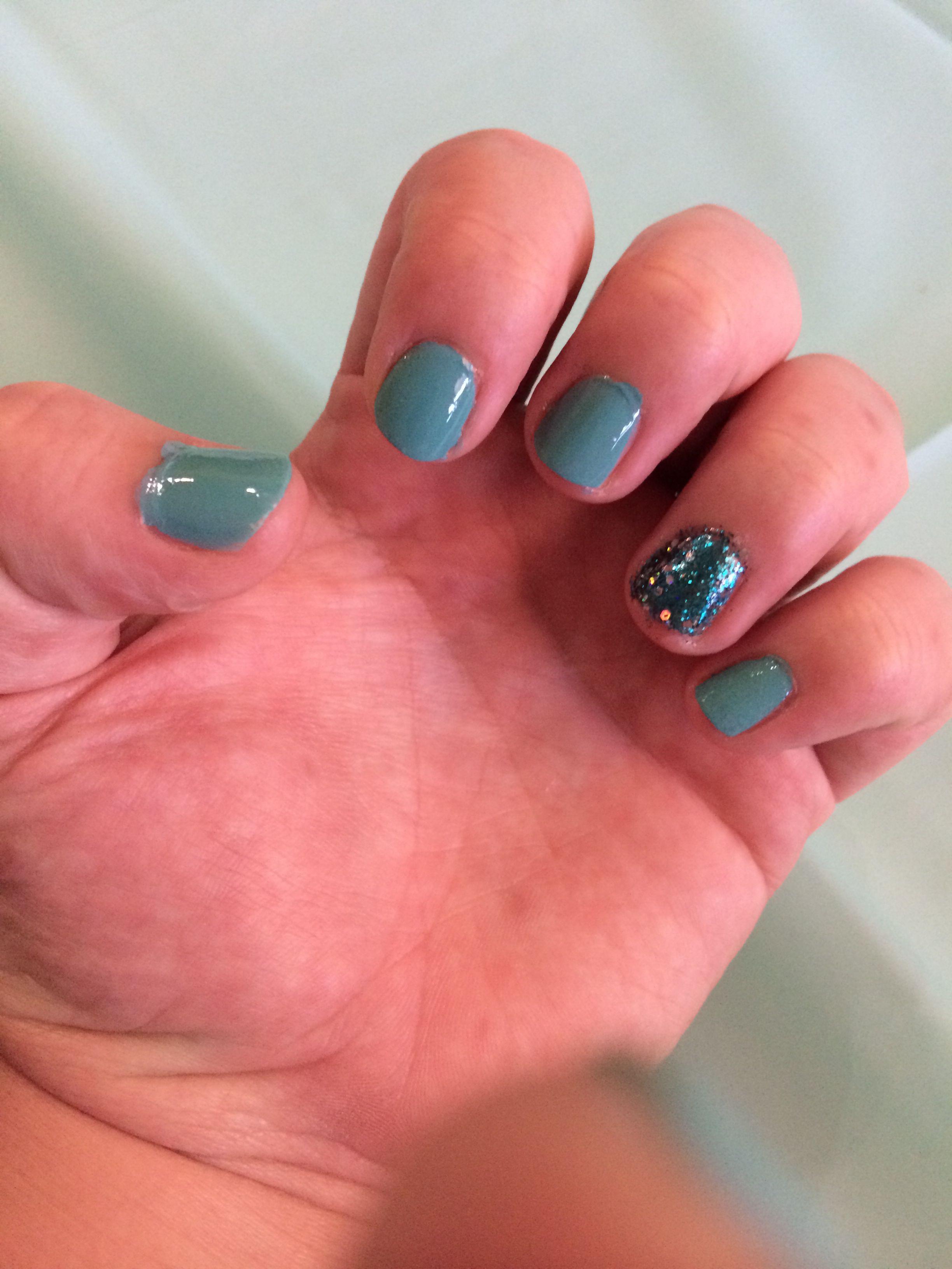 Mermaid Nails #mermaid