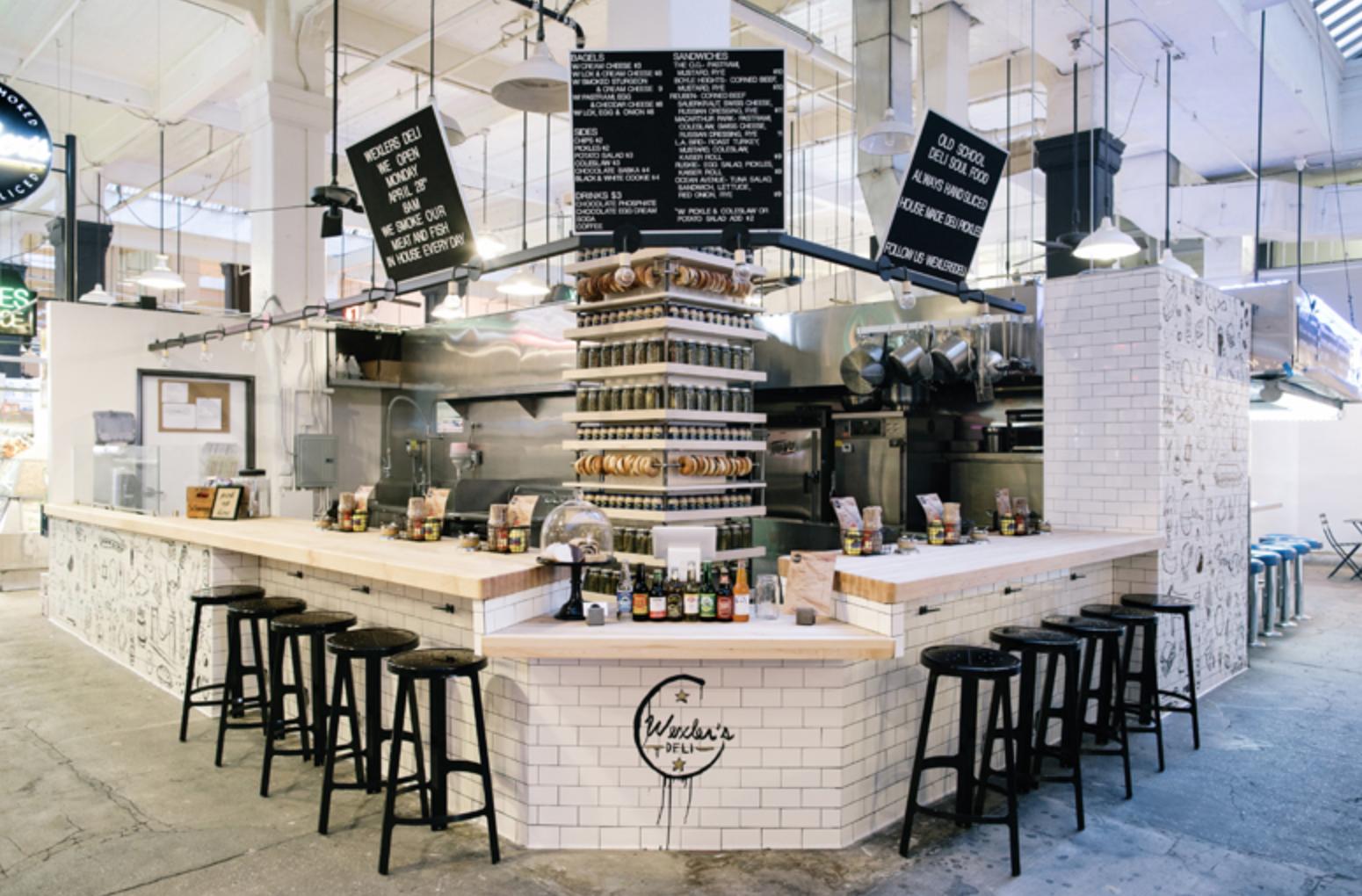 recipease deli, notting hill, london | deli - grocery decor
