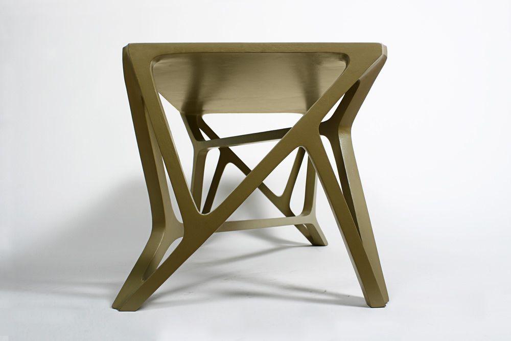 Colección-Branca-muebles de diseño-heces-banca-Benjamin Migliore ...
