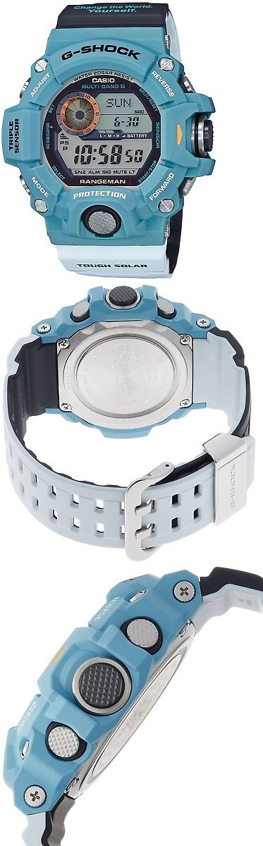 Other Jewelry and Watches 98863: Casio G-Shock Gw-9402Kj-2Jr Rangeman Love The Sea And The Earth Limited New -> BUY IT NOW ONLY: $640 on eBay!