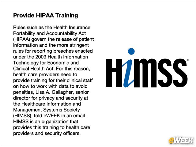 Best HipaaHitech Compliance Images On   Health