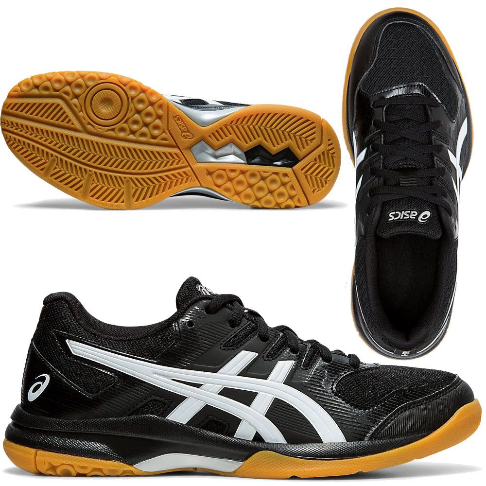 Asics Women S Gel Rocket 9 Black Asics Volleyball Shoes Asics Women Gel