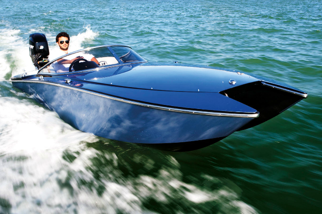 535 Black Edition Speed boats, Cool boats, Boat