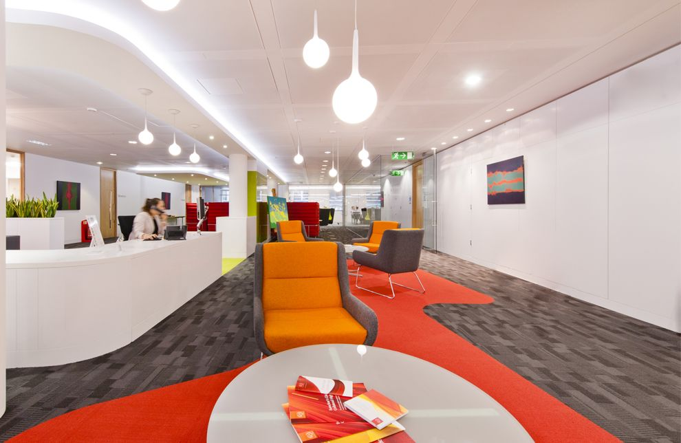 Office Interior Design And Fit-Out