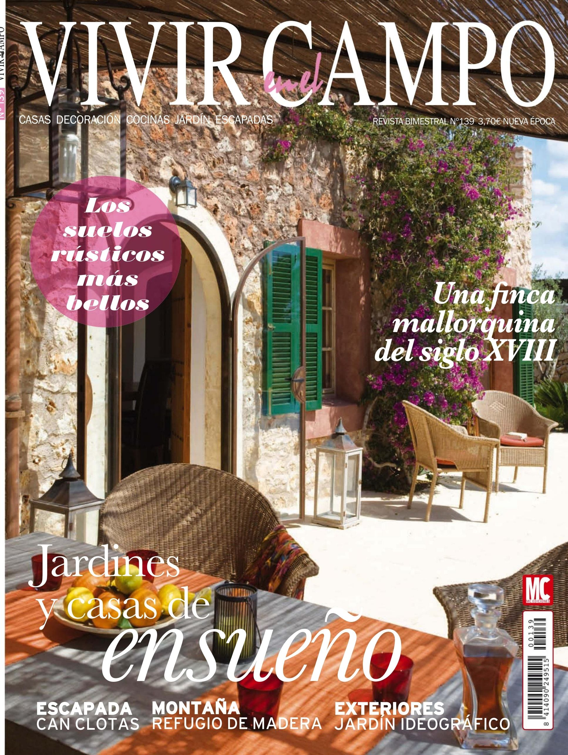 M s de 25 ideas incre bles sobre revista casa y campo en for Casa jardin revista