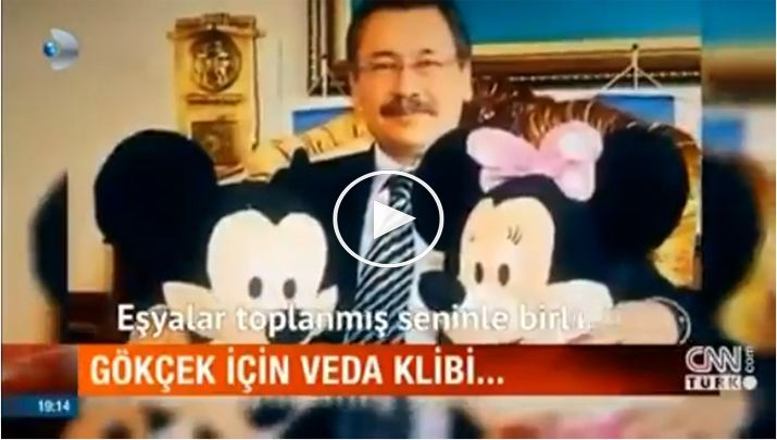 Biliyor muydun ? /// Ahahahahaha :) Ahmet Hakan'dan Melih Gökçek'e veda klibi :)