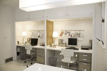 Contemporary Home - contemporary - home office - other metro - Shane D. Inman