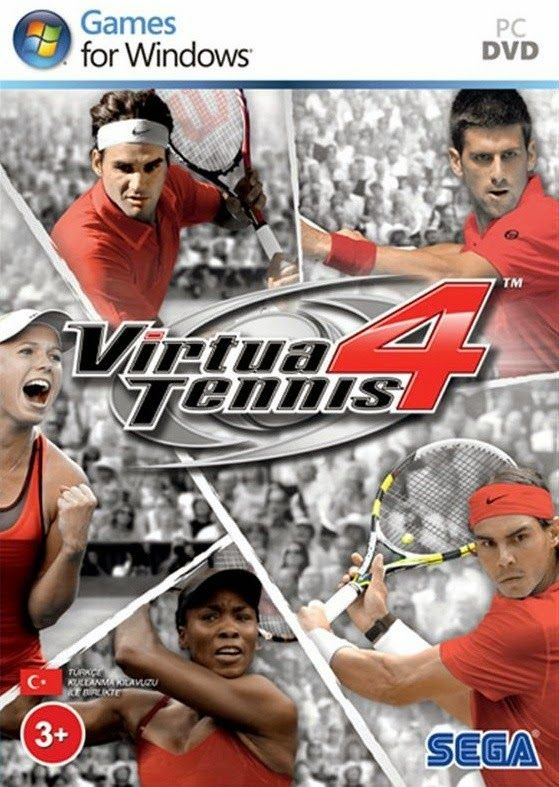 Virtua Tennis 4 Free Download Game For Pc In 2020 Game Download Free Download Games Upcoming Pc Games