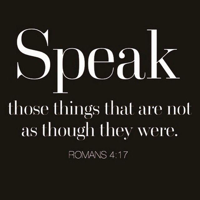 Speak It Into Existance Believe Makeithappen Trust