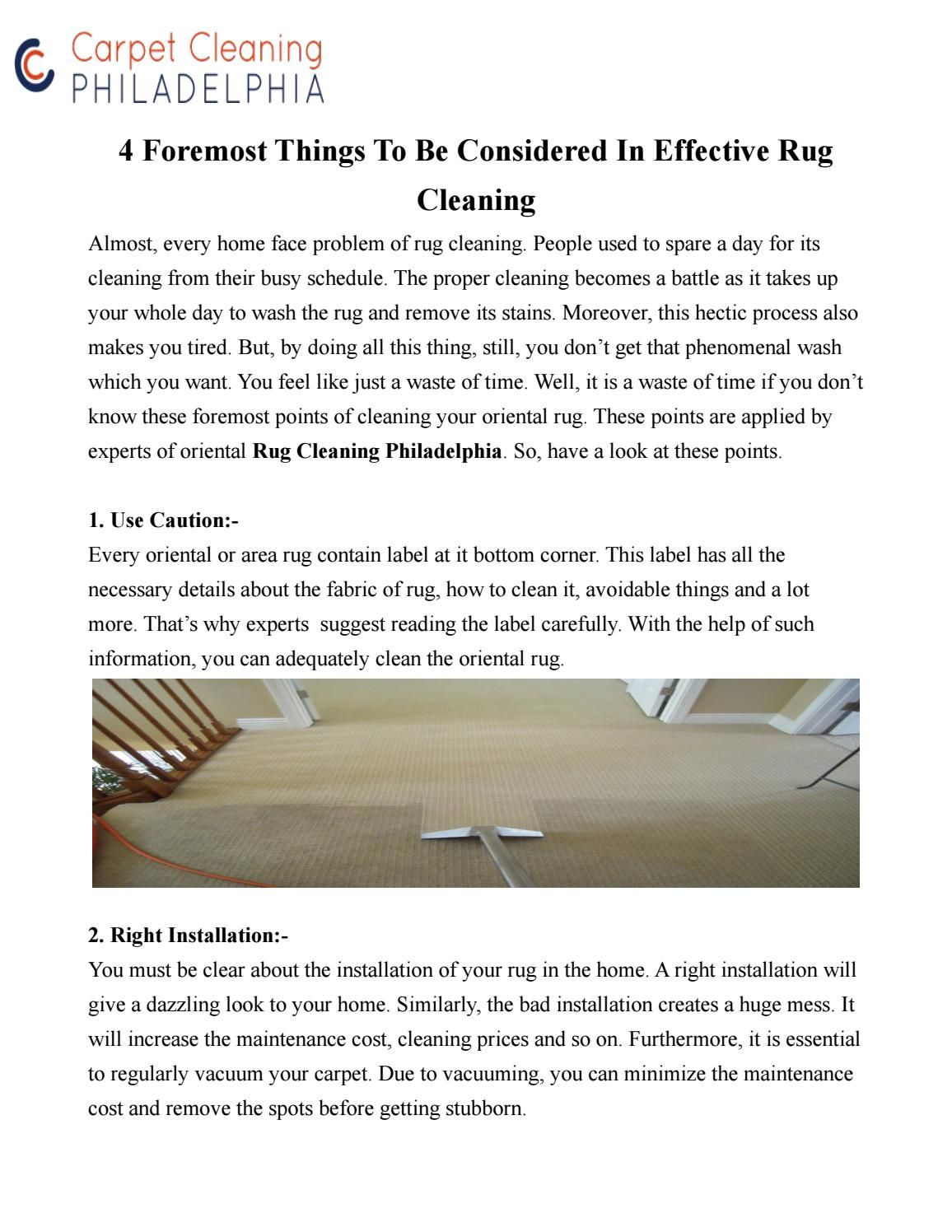 Carpet cleaning tips and tricks everyone needs to know