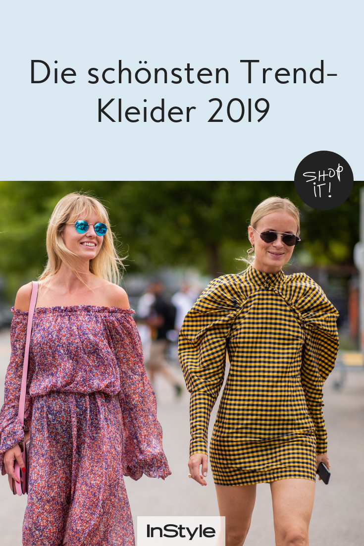Fashion News: Das sind die Kleider-Trends 16  Kleider, Sommer
