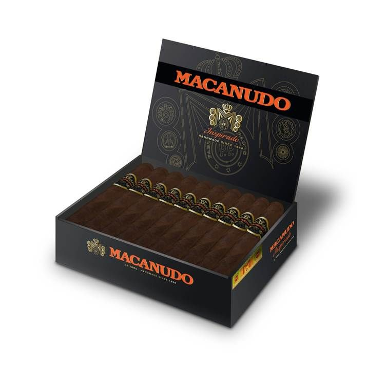 Macanudo Inspirado Black Cigars