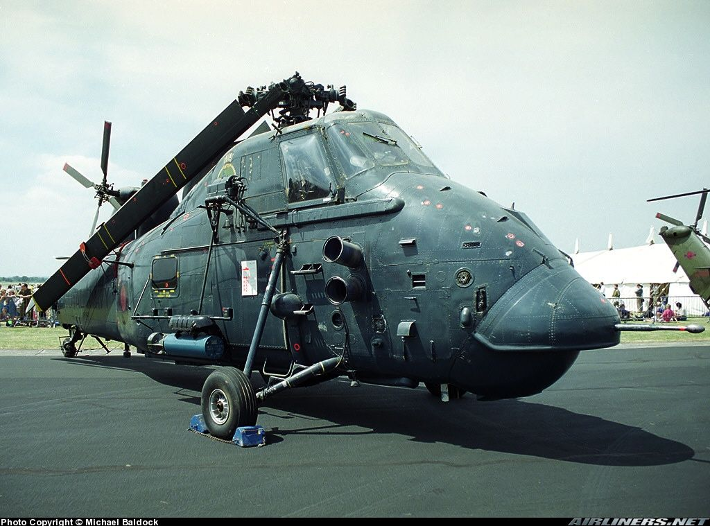 Westland Wessex HAS3 (WS58) aircraft picture (With images
