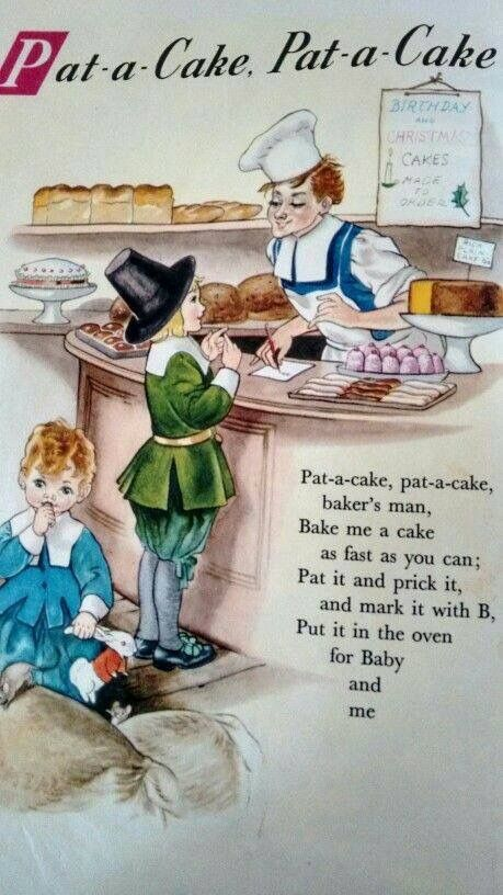 Pin By Lori Torbert On Zucchini Muffins Nursery Rhymes Poems