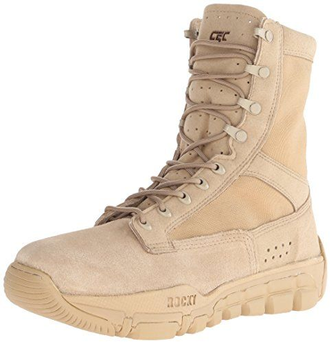 Rocky C5c Commercial Military Boot Learn More By Visiting The Image Link This Is An Amazon Affiliate Link Boots Army Boots Combat Boots