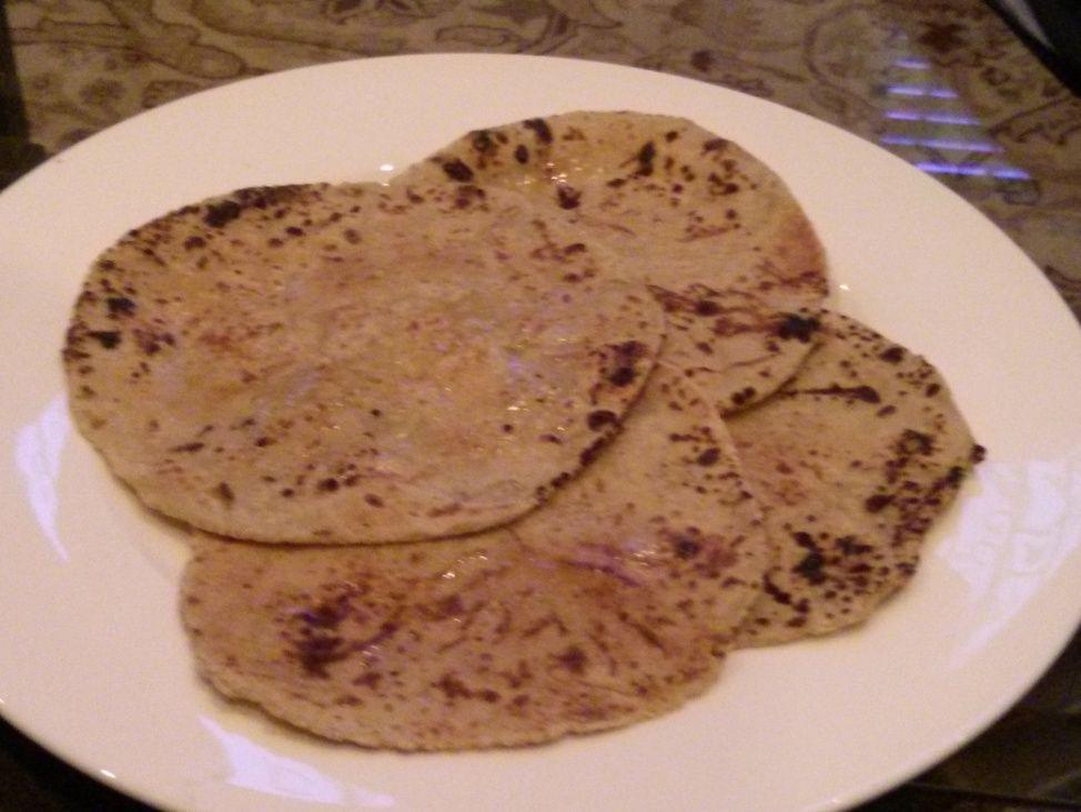 Quinoa chapati soft and puffed (gluten free) EUREKA moment ...
