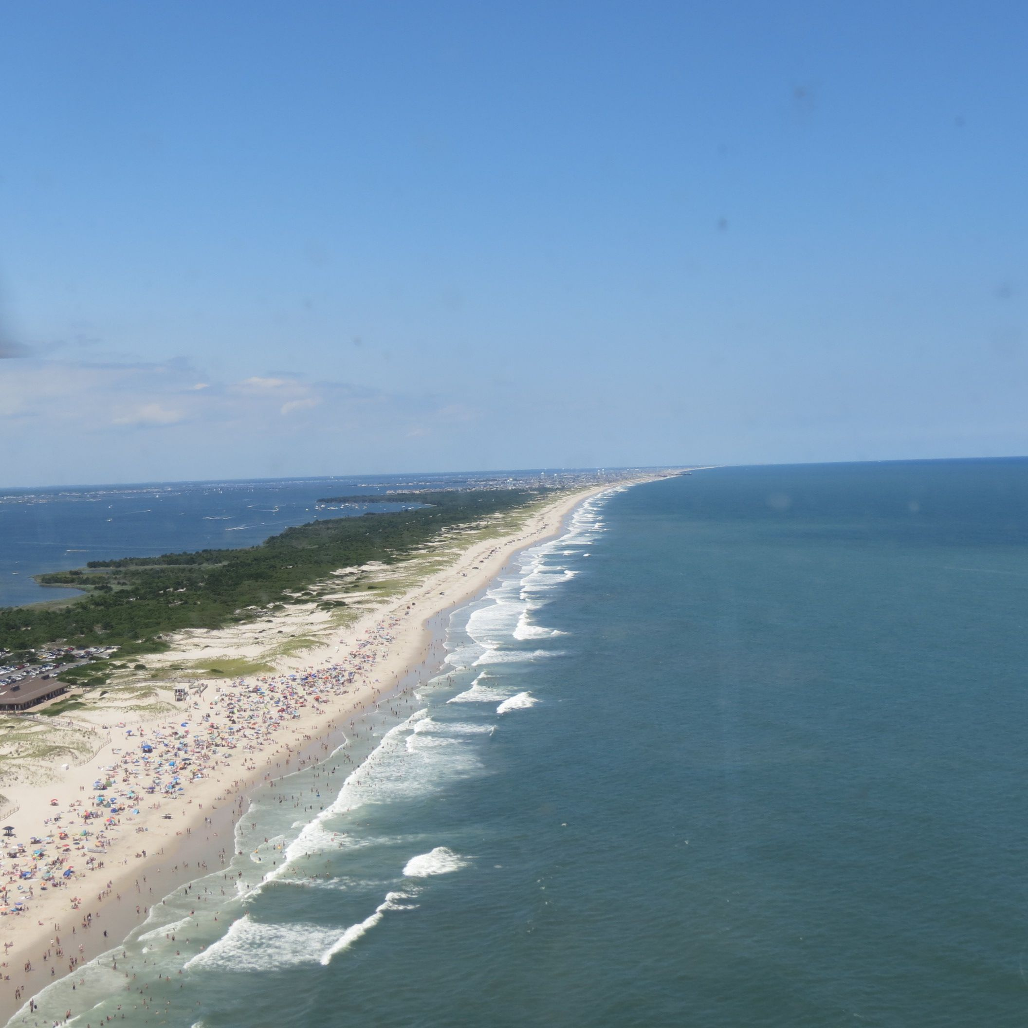 Beach Island: Island Beach State Park, Nj