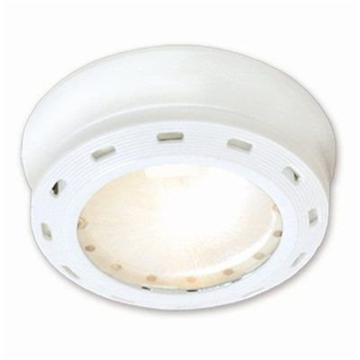 Utilitech plug in 50 watt cabinet xenon puck light kit lighting utilitech plug in 50 watt cabinet xenon puck light kit mozeypictures Images