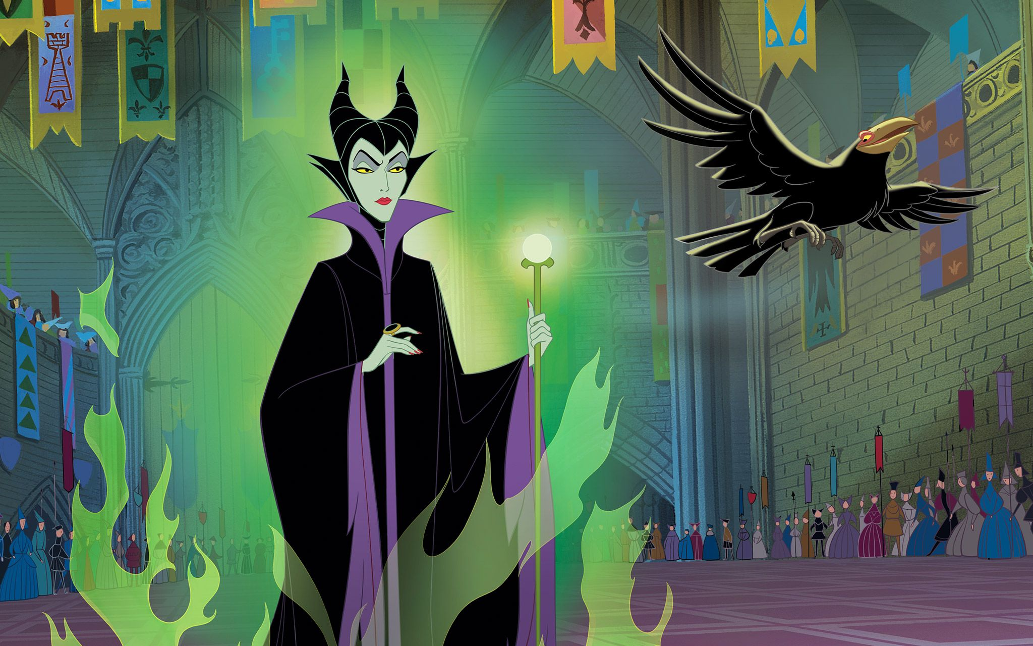 Aurora s Story Disney Princess Disney Villains