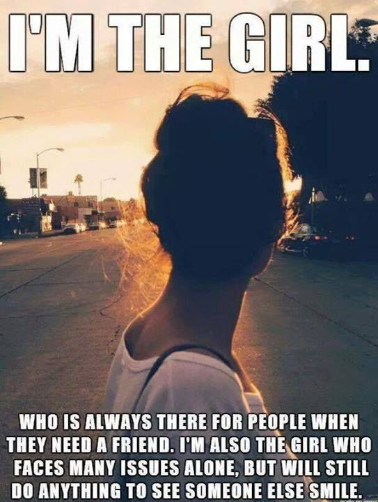 I'm The Girl Who