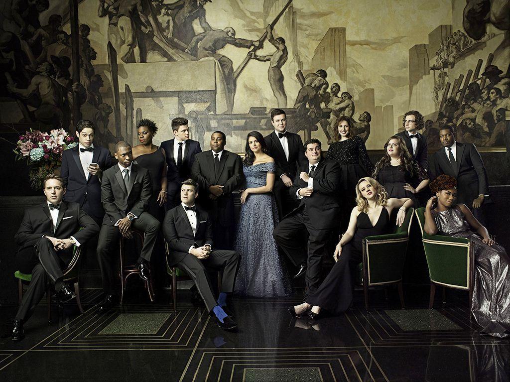 Saturday Night Live Season 41 Cast Members Saturday Night Live Snl Snl Saturday Night Live